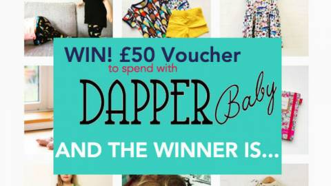 And the Dapper Baby Competition Winner IS….