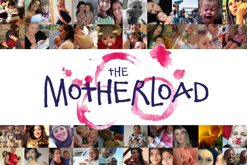 Welcome to the Motherload montage of women and children that make it so special