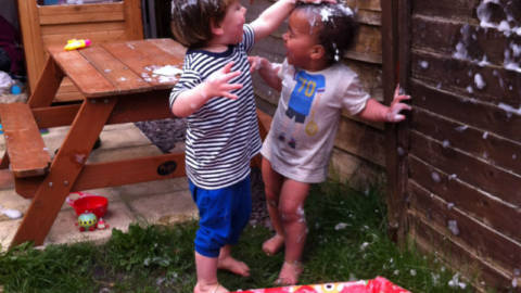 Summer Fun: Foam Party