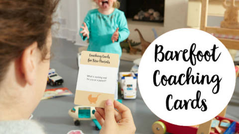 Introducing: Barefoot Coaching Cards