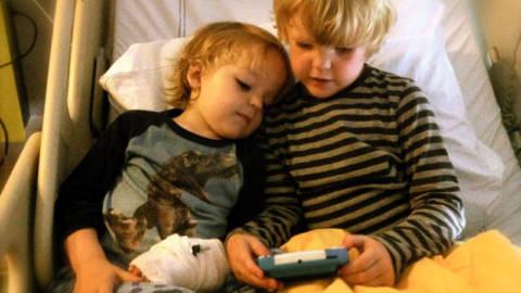 The Shock: Childhood Cancer