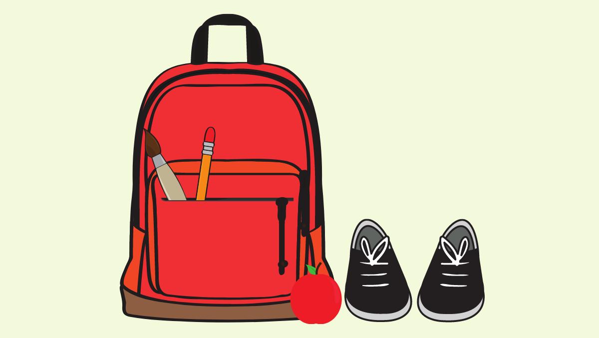Starting School First Day Nerves