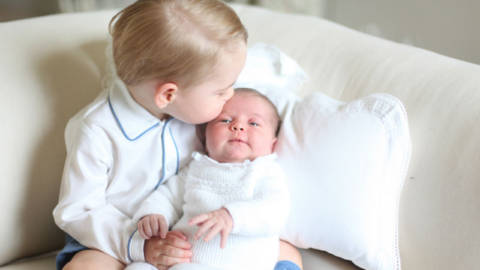 Confession: I'm Addicted to Photos of the Royal Babies