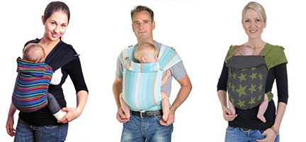 Hop Tye Baby Carrier