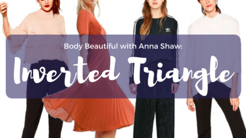 Body Beautiful: The Inverted Triangle