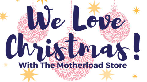 The Motherload Store: We LOVE Christmas!