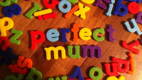 In Search of the Perfect Mum