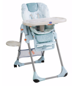 Chicco Polly Highchair - Chakra