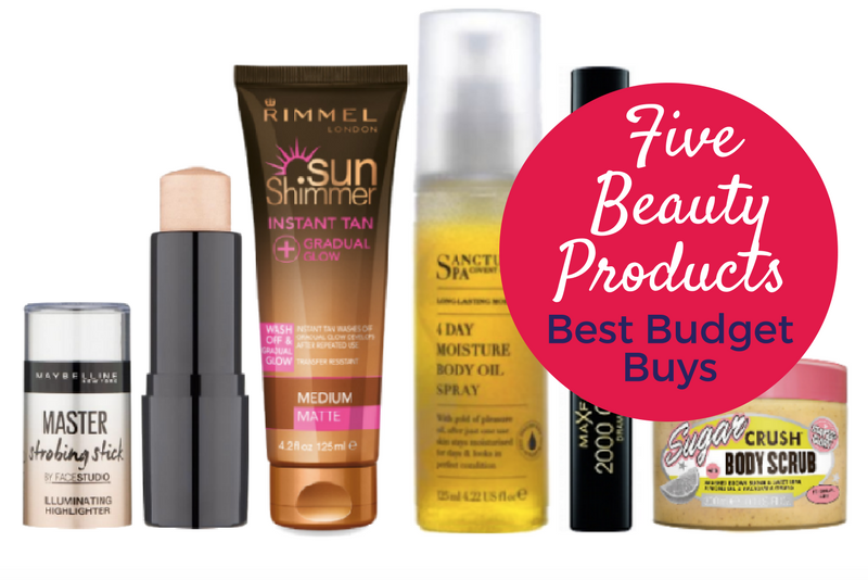 Best Beauty Budget Buys