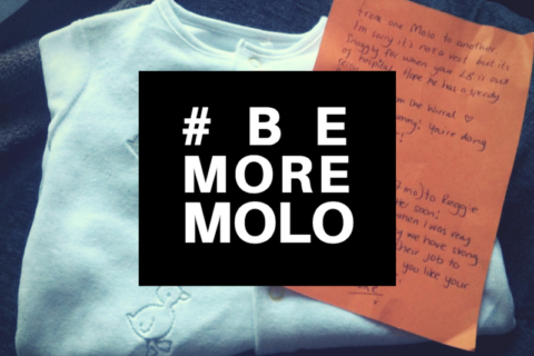 #BeMoreMOLO: The Anonymous Gift