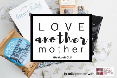 #BeMoreMOLO: Love Another Mother