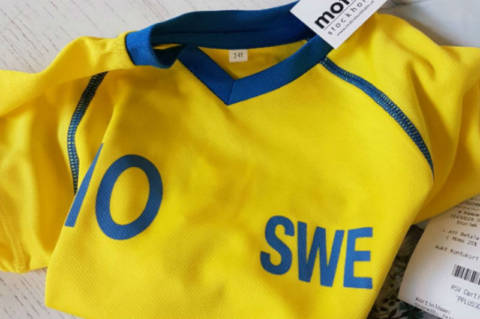 I Need Zlatan: One Mum's Quest For a T-shirt