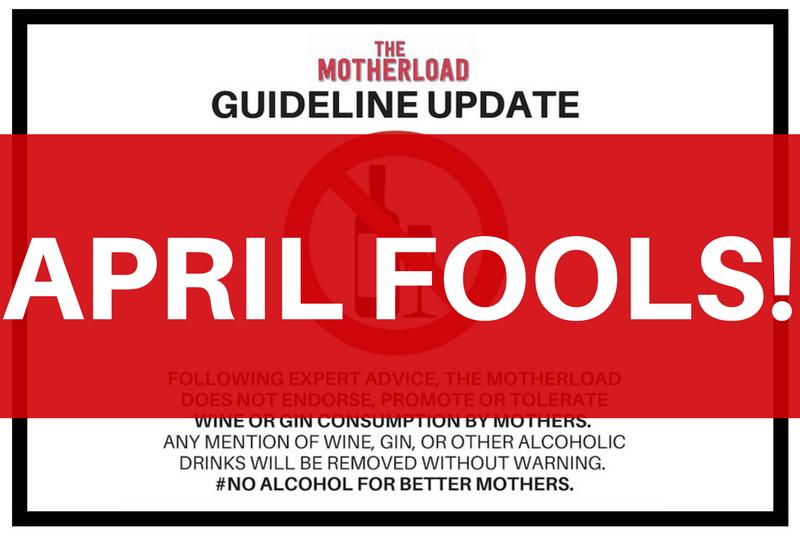 April Fools reveal