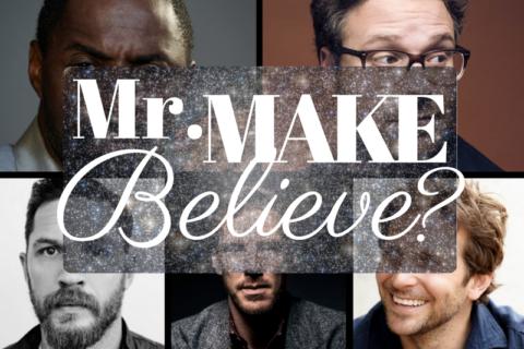 Dreaming of Mr Make Believe
