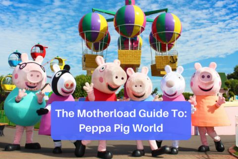 The Motherload Guide to: Peppa Pig World at Paulton's Park