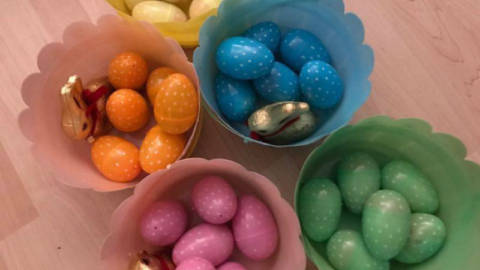 The Motherload Guide: The Stress-free Easter Egg Hunt