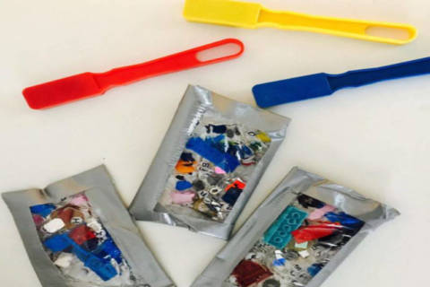 Science for Kids: Magnetic Sensory Bags