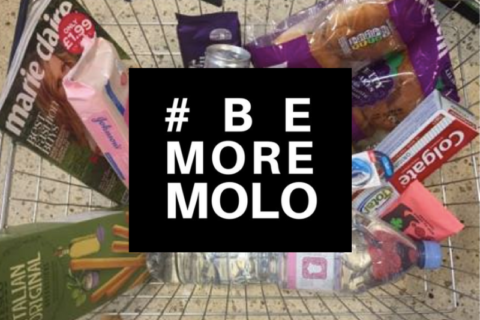 #BeMoreMOLO: A Molo In Need!
