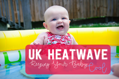 UK Heatwave: Keeping Baby Cool