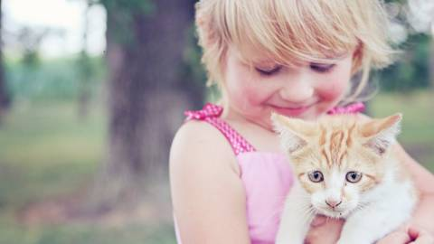 What Can Having a Pet Teach My Child?