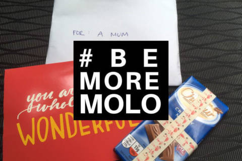 #BeMoreMOLO: You Are Doing a Remarkable Job!