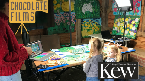Kew Gardens: Animation Workshop with Chocolate Films