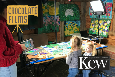 Kew Gardens: Animation Workshop with Chocolate Films