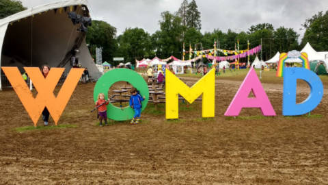 WOMAD 2017 Review: Music, Fun and Mud…