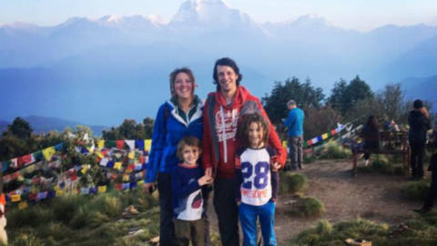 Taking Kids Around the World