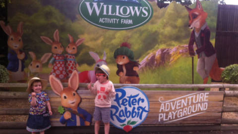 The Motherload Guide to: Willows Activity Farm