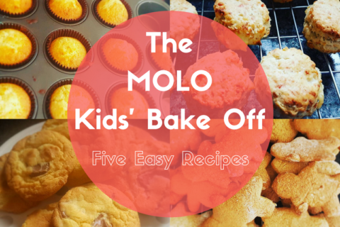 The MOLO Kids' Bake Off: Five Easy Recipes