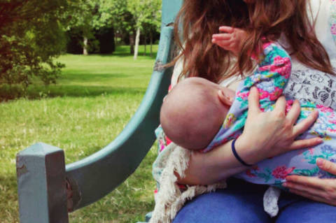 Breastfeeding in Public: Dear Dickheads…