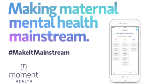 Maternal Mental Health: Introducing Moment Health