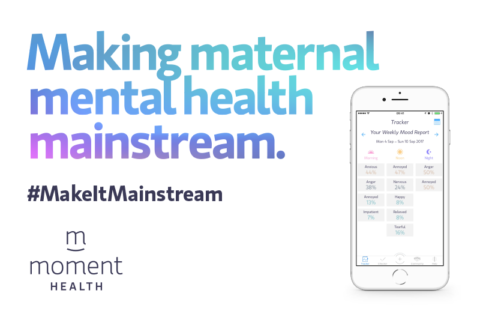 Maternal Mental Health: Introducing Moment Health