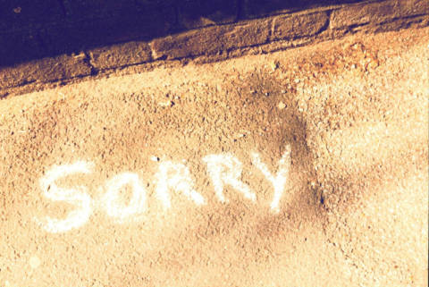 Why Being Apologetic is a Sign of Strength