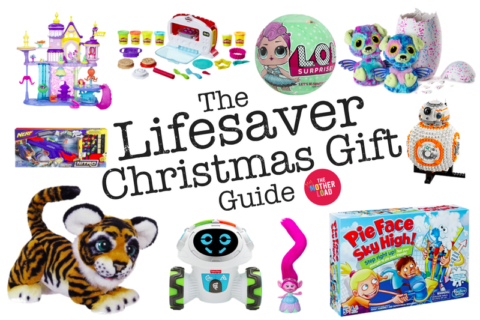 The Motherload's Lifesaver Christmas Gift Guide