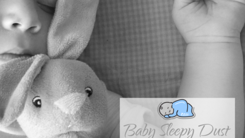The Motherload Guide to: Sleep Training with Baby Sleepy Dust