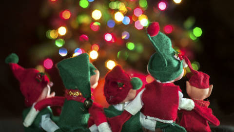 Merry Christmas 'Ya Greedy Animals