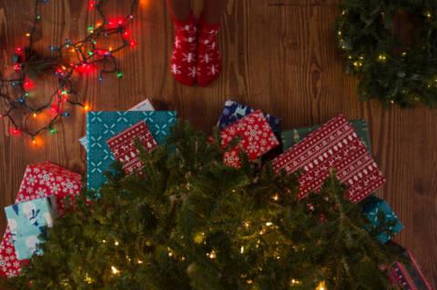 Preparing for Christmas: Dad Versus Mum