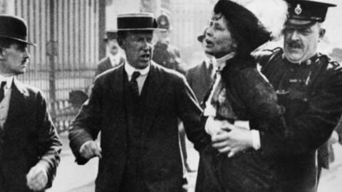 100 Years of Votes for Women: Thank You, Suffragettes