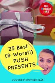 25 Push presents best and worst; best push presents, did you get a push present, ideas for push presents, are push presents a good idea, Kylie Jenner push present