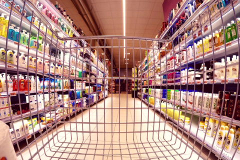 Parenting Circles of Hell: The Supermarket
