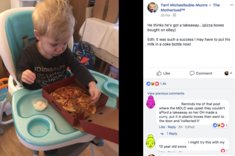 MOLO Parenting Hack: The Toddler Takeaway