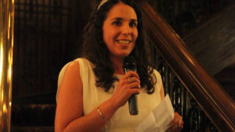 Speakers' Corner: Why Brides Should Give Wedding Speeches