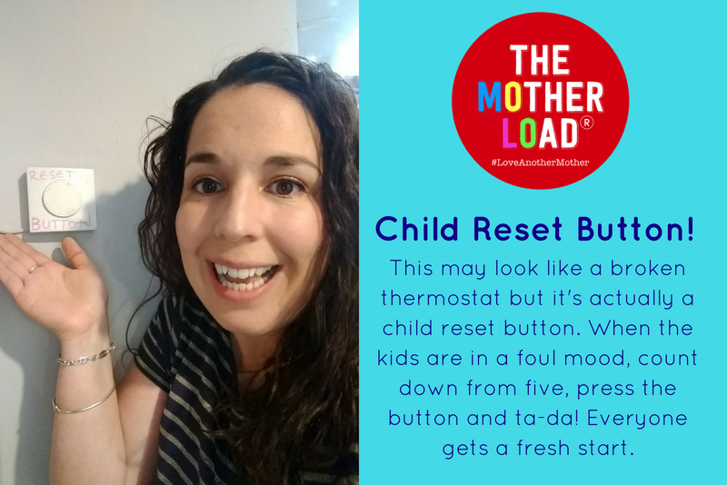 MOLO Hack: The Child Reset Button ~ The Motherload Blogzine & Community