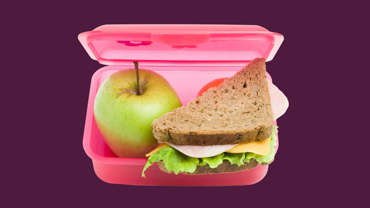 MOLO packed lunch hack