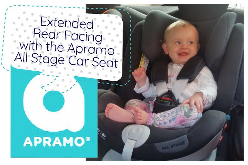 Car Seat review; Apramo all stage