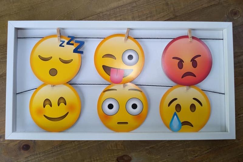 Emoji Mood board
