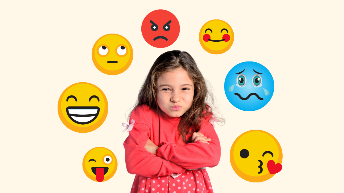 Emoji board for kids