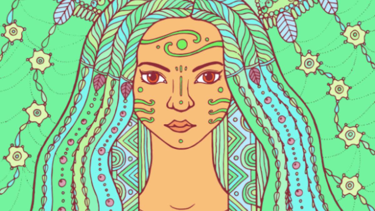 Maternal Goddess
